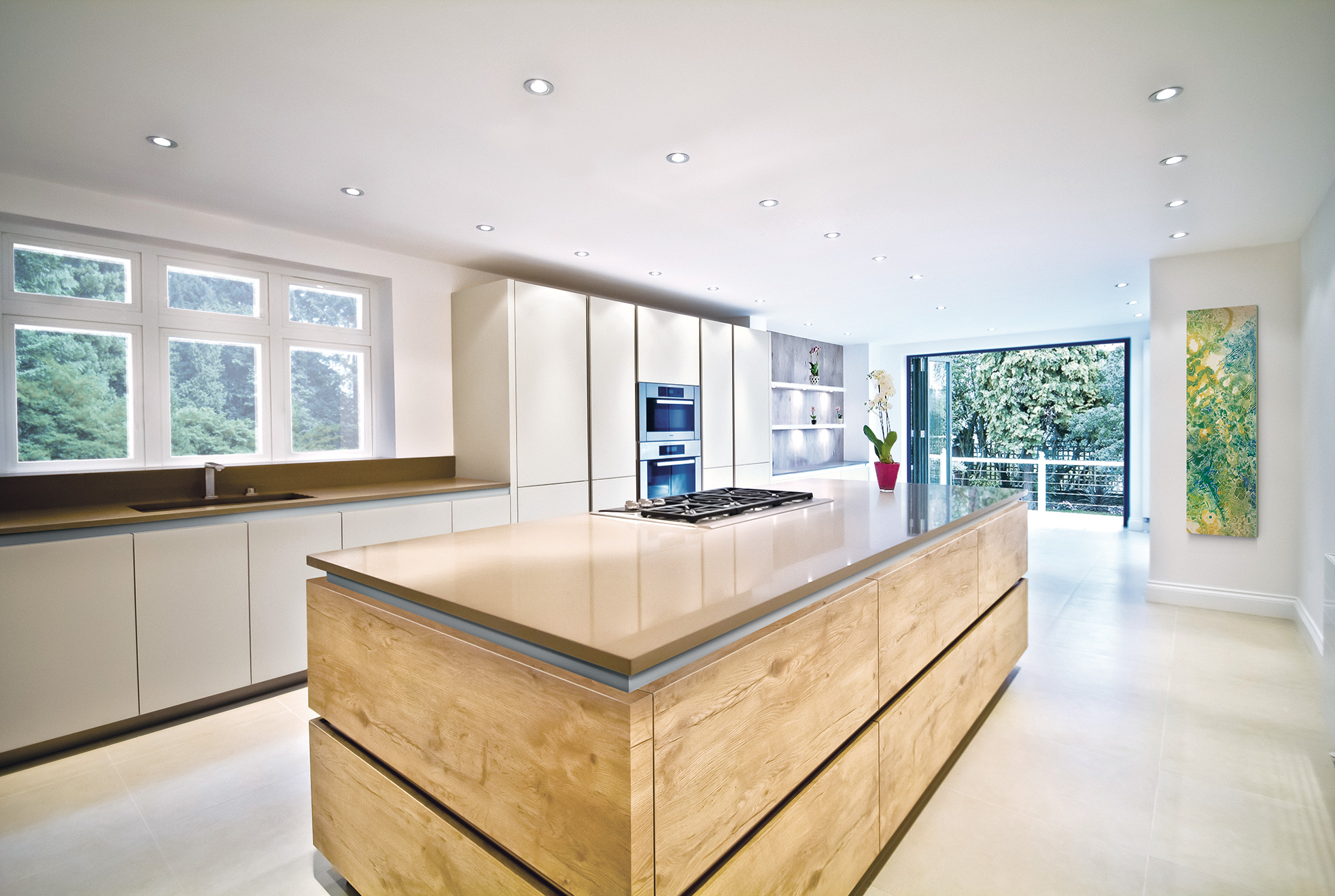 Rotpunkt Kitchens Uk High End Bespoke Kitchens